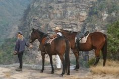 If horseriding's your thing, there are several places that offer great rides, both on the beach and also inland.