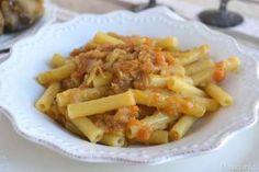 » Pasta alla genovese Ricette di Misya - Ricetta Pasta alla genovese di Misya