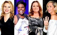 Ghostbusters Reboot with all female comedian cast ... #excited #bigscreen
