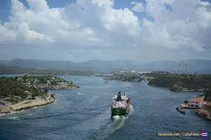 Bahía de Santiago de Cuba FOTO. Enviada por Diego Rodríguez