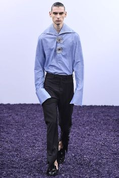LOOK | 2015-16 FW LONDON MEN'S COLLECTION | J.W.ANDERSON | COLLECTION | WWD JAPAN.COM