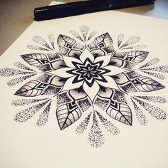 Mandala tattoo                                                       …