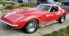 """The Dream Car"" 1969 Corvette Stingray Coupe"