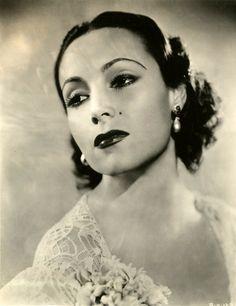 Dolores Del Rio, 1930s.