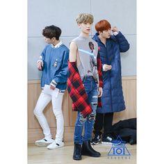 Cre: the owner/as logo Justin Produce 101, Produce 101 Season 2, Korean Fashion Men, Mens Fashion, Justin Huang, Guan Lin, Kpop Fanart, Ulzzang Boy, Best Memories