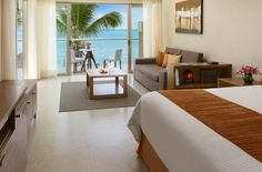 Secrets Aura Cozumel | Mexico's ultimate couples getaway. By Hotelied.