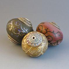 Handmade beads