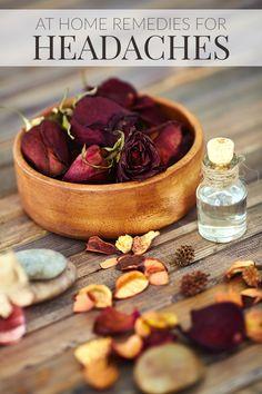 Home Remedies for Headaches - Hello Nature