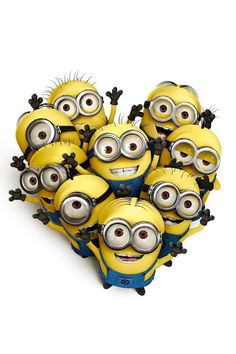 Your one in a minion!!!