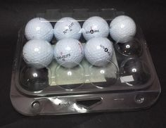 #ebay Assortment of 7 Top Flight Golf balls withing our EBAY store at  http://stores.ebay.com/esquirestore