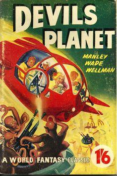 Devils Planet - Manley Wade Wellman