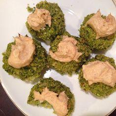 Falafel con salsa de Tahini (Vegan, Libre de Gluten, al Horno)   desintoxicatuvida