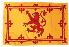 air Yacht Scottish Lion Rampant flag - British Flags - Scottish ...