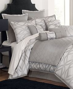 BEDDING- Impulse 12 Piece California King Comforter Set - Bed in a Bag - Bed & Bath - Macy's