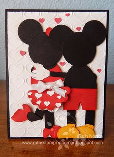 Image result for stampin up anniversary card Falling in love