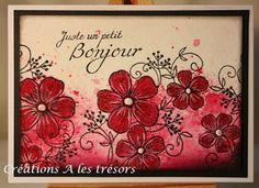 Créations A les trésors: Les Nuances roses