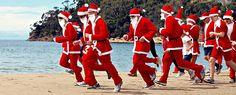 2010 Santa Run Kingston, Tasmania, Australia Sunday 19 Dec 2010 Kingston, Ronald Mcdonald, Santa, Australia, Running, Tasmania, Christmas, Southern, Beautiful