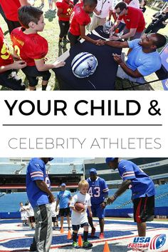 This is what your child is learning from celebrity athletes Football Moms, Kids Learning, Your Child, Athletes, Youth, Parenting, Celebrity, Baseball Cards, Children