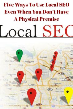 How can a business stand out in local SEO with no physical premise? Is it even possible? PIN THIS ARTICLE FOR LATER.
