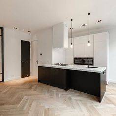 is a state of the art real estate company based in the center of Amsterdam. Brick Interior, Interior Design Kitchen, Interior Decorating, House Inside, Flooring Options, Home And Living, Home Kitchens, Sweet Home, New Homes