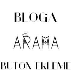 Tuğba Make Up Tutorial: Bloga Arama Butonu Nasıl Eklenir