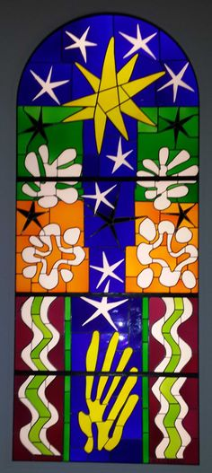 matisse stained glass - Google Search