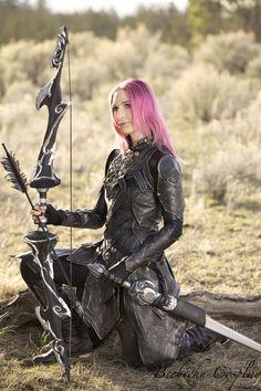 Skyrim Nightengale cosplay