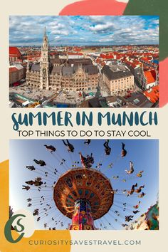 Summer in Munich: 40 Things to do in Munich to Beat the Heat - a Local's Guide! I places to go in Munich I what to do in Munich I Munich travel guide I Germany travel I visit Germany I things to do in Munich I summer travel in Germany I summer in Germany I Germany travel tips I tips for Munich travel I where to go in Munich I Germany summer tips I local travel tips I Munich travel I visit Munich I Europe travel I summer in Europe I Munich attractions I #Munich #Germany Europe Travel Guide, Travel Guides, Travel Destinations, Spain Travel, European Vacation, European Travel, Visit Munich, Visit Germany, Munich Germany