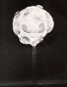 Atomic Bomb detonation by Harold Edgerton