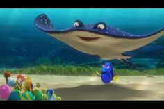 FINDING DORY IS IN THEATERS