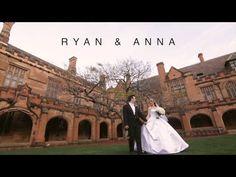 Ryan & Anna // Wedding Highlight Video // Doltone House / Sydney - YouTube