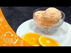 Helado de Naranja - YouTube