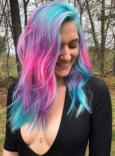 54 Stunning Hair Colors Combo You Need to Try in 2018. Browsing for best combinations of hair colors? If so then you are absolutely at the right place. See here our amazing ideas of various hair colors to opt in 2018. Best hair colors like rainbow, blonde,balayage and brunette are some best examples of hair colors that we've posted here to provide you best ever options in 2018.