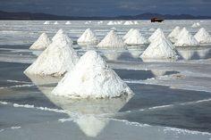 Salar de Uyini, Bolivia by calimero74