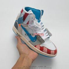 14ba31bdd0908 Off-White x Air Jordan 1 UNC Parra Custom Jordan Nike