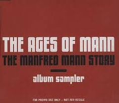 MANFRED MANN'S EARTH BAND - Ages Of Mann