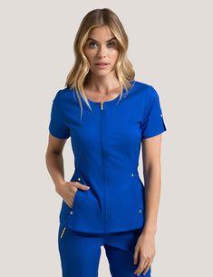 Dental Scrubs, Medical Scrubs, Nursing Scrubs, Scrubs Outfit, Scrubs Uniform, Royal Blue Scrubs, Stylish Scrubs, Cute Scrubs, Nursing Clothes