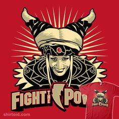 """""""Fight the Power"""" by BiggStankDogg Inspired by Rita Repulsa from Mighty Morphin Power Rangers. Lord Drakkon, Power Rangers Series, Rita Repulsa, Right In The Childhood, Fight The Power, Geek Shirts, Mighty Morphin Power Rangers, Halloween 2016, Geek Chic"""