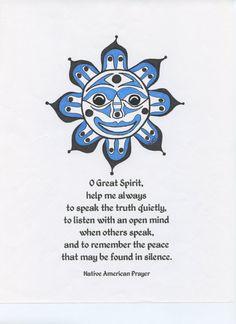 Blue Sun Rising by NativeWorldPrints on Etsy