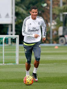 Cristiano carita de picaron! Real Madrid CF Futbol 943b0145a7b76