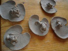 modelage grenouilles