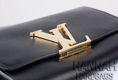 Louis Vuitton Chain Louise GM Clutch