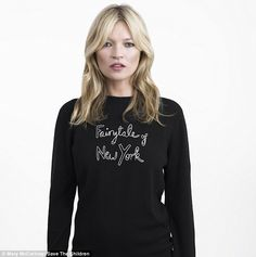 Bella Freud 'Fairytale of New York' jumper