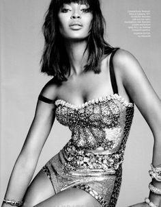DIVA  -  Super Hot & Sexy - Naomi Campbell 2012 May