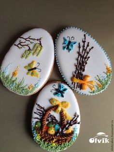 Примеры тортов и пряников, украшенных айсингом, схемы - Страница 3 - Торты и пирожные - Семейка
