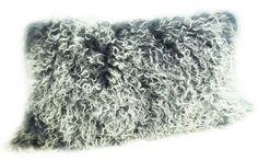 Toni Lamb Fur Pillow