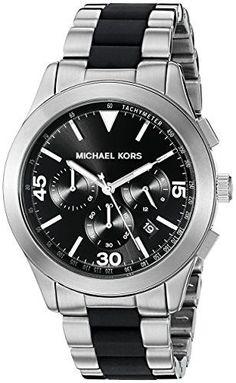 Michael Kors Men's Gareth Two-Tone Watch MK8452 https://www.carrywatches.com/product/michael-kors-mens-gareth-two-tone-watch-mk8452/ Michael Kors Men's Gareth Two-Tone Watch MK8452  #Chronographwatch More chronograph watches : https://www.carrywatches.com/tag/chronograph-watch/