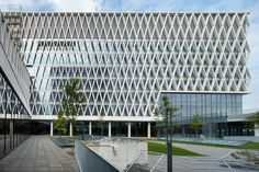 AP-campus Spoor Noord geopend • Nieuws • POLO ARCHITECTS - poponcini & lootens ir. architecten