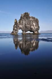 "Hvitserkur, ""The Stone Rhino"" / Húnaflói, West Iceland What A Wonderful World, Beautiful World, Beautiful Places, West Iceland, Iceland Travel, Natural Wonders, Natural World, Amazing Nature, Belle Photo"