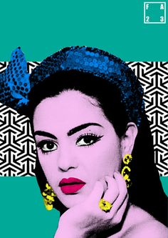 Sherihan, egyptian actress.